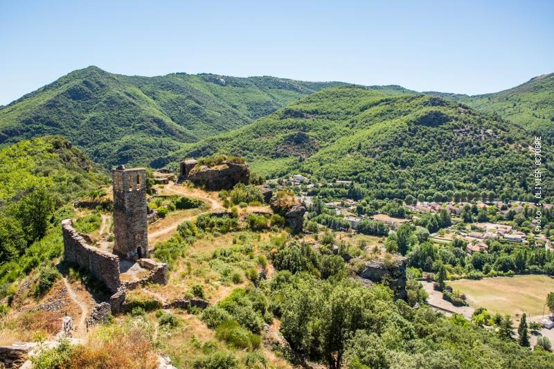 Le Castrum de Neyran
