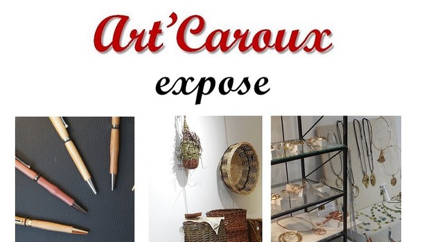Art'Caroux expose