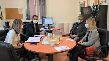Des partenariats constructifs entre la Cité Mixte Ferdinand Fabre et Grand Orb