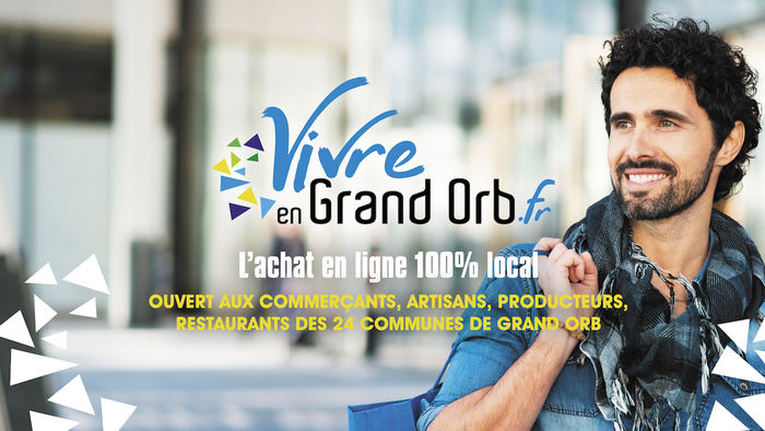 Grand Orb lance une plateforme de click and collect 100% locale