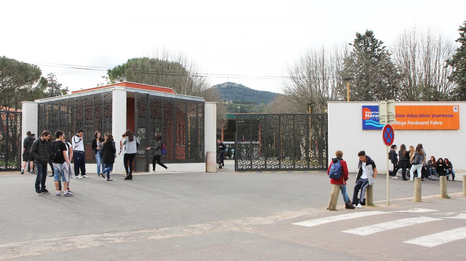 Lycée Ferdinand Fabre(Bédarieux)
