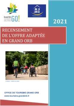 Recensement de l'offre adaptée en Grand Orb 2021