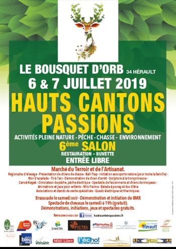 Salon Hauts Cantons Passions