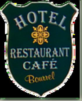 Hotel Bourrel Blason ©Hotel Bourrel Truscas
